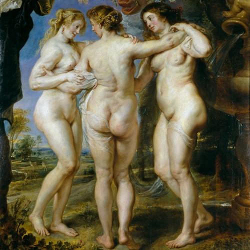 Rubens: Tres Gracias